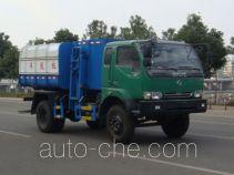 虹宇牌HYS5090ZZZE型自装卸式垃圾车