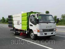 Hongyu (Hubei) HYS5091TXSH5 street sweeper truck