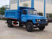 Hongyu (Hubei) sealed garbage truck