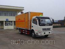 Hongyu (Hubei) HYS5111XQYE4 explosives transport truck