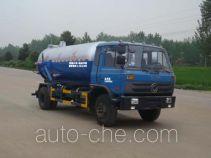 Hongyu (Hubei) HYS5120GXWE sewage suction truck