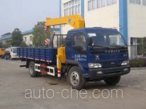 Hongyu (Hubei) HYS5120JSQ truck mounted loader crane