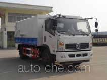 虹宇牌HYS5120ZDJE型压缩式对接垃圾车