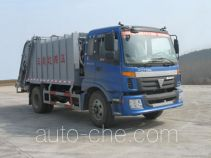 Hongyu (Hubei) HYS5130ZYSB garbage compactor truck