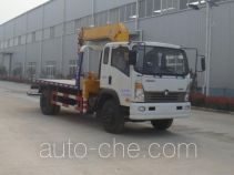 Hongyu (Hubei) HYS5150TQZW wrecker