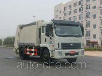 Hongyu (Hubei) HYS5160ZYSB garbage compactor truck