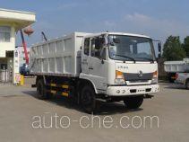 虹宇牌HYS5161ZDJD4型压缩式对接垃圾车