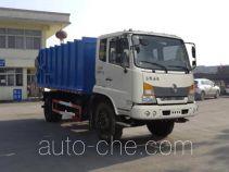 虹宇牌HYS5163ZDJE5型压缩式对接垃圾车