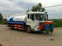 Hongyu (Hubei) HYS5166GQX highway guardrail cleaner truck