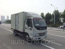 华鲁业兴牌HYX5040XXY型厢式运输车
