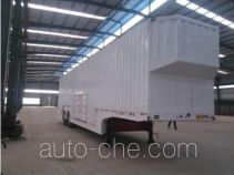 Hualu Yexing HYX9200TCL vehicle transport trailer