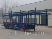 华鲁业兴牌HYX9201TCC型乘用车辆运输半挂车