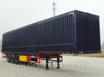 Hualu Yexing wing van trailer
