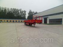 华鲁业兴牌HYX9400Z型自卸半挂车