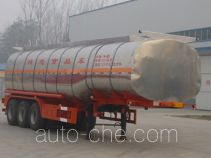 Hualu Yexing HYX9401GYS liquid food transport tank trailer