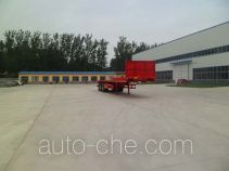 Hualu Yexing HYX9401ZZXP flatbed dump trailer