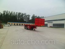 Hualu Yexing HYX9402ZZXP flatbed dump trailer