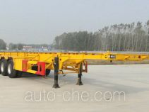 Hualu Yexing HYX9403TJZ container transport trailer