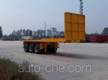 Hualu Yexing HYX9403ZZXP flatbed dump trailer