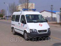 Hongyu (Henan) HYZ5040XJH автомобиль скорой медицинской помощи