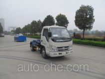 Hongyu (Henan) HYZ5041ZXX detachable body garbage truck