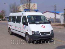Hongyu (Henan) HYZ5041XJH автомобиль скорой медицинской помощи
