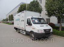 Hongyu (Henan) HYZ5050XDY мобильная электростанция на базе автомобиля