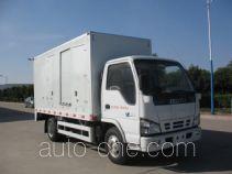Hongyu (Henan) HYZ5070XDY мобильная электростанция на базе автомобиля