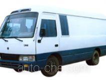 Caozhou HZ4015X low-speed cargo van truck