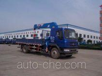 Feitao HZC5163JSQS truck mounted loader crane