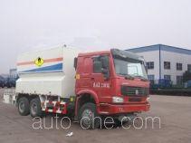 Feitao HZC5251THRS emulsion explosive on-site mixing truck