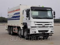 Feitao HZC5311THRS emulsion explosive on-site mixing truck