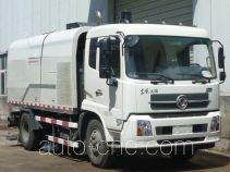Shuangjian HZJ5120TSL street sweeper truck