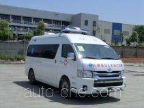 Dongfang HZK5030XJH ambulance