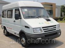 Dongfang HZK5042XJC agricultural machinery inspection vehicle