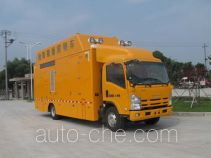 Dongfang HZK5101XZM rescue vehicle with lighting equipment