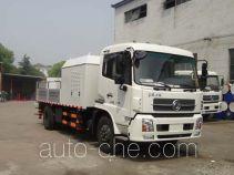东方牌HZK5122THB型车载式混凝土泵车