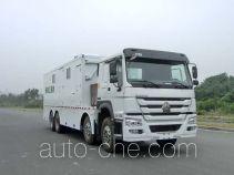 Dongfang HZK5180XGC surveying engineering works vehicle