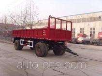 可利尔牌HZY9200ZX型自卸牵引杆挂车