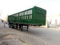 可利尔牌HZY9370CCY型仓栅式运输半挂车