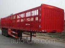 可利尔牌HZY9371CCY型仓栅式运输半挂车