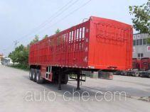 可利尔牌HZY9401CCY型仓栅式运输半挂车