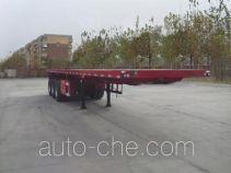 可利尔牌HZY9401ZZXP型平板自卸半挂车