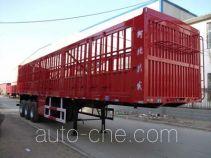 可利尔牌HZY9404CCY型仓栅式运输半挂车
