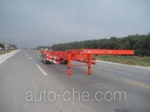 可利尔牌HZY9404TJZ型集装箱运输半挂车