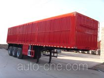 Kelier HZY9406XXY1 box body van trailer