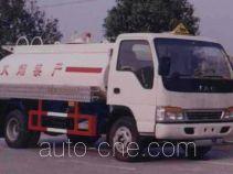 Hongzhou HZZ5052GHY chemical liquid tank truck