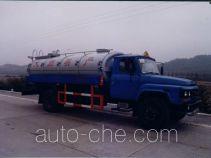 Hongzhou HZZ5097GHY chemical liquid tank truck