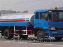 Hongzhou HZZ5122GHY chemical liquid tank truck