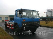Hongzhou HZZ5140ZXX detachable body garbage truck
